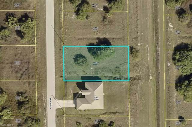 355 Piper Ave, Lehigh Acres, FL 33974 (MLS #219065702) :: RE/MAX Realty Team