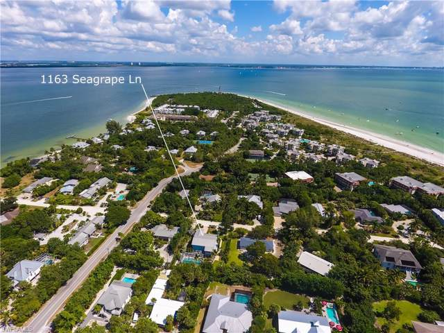 1163 Seagrape Ln, Sanibel, FL 33957 (MLS #219067158) :: Kris Asquith's Diamond Coastal Group