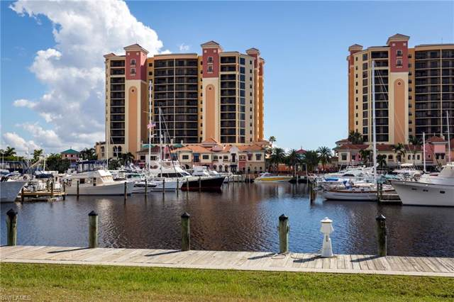 5781 Cape Harbour Dr #1308, Cape Coral, FL 33914 (MLS #219067421) :: RE/MAX Realty Team