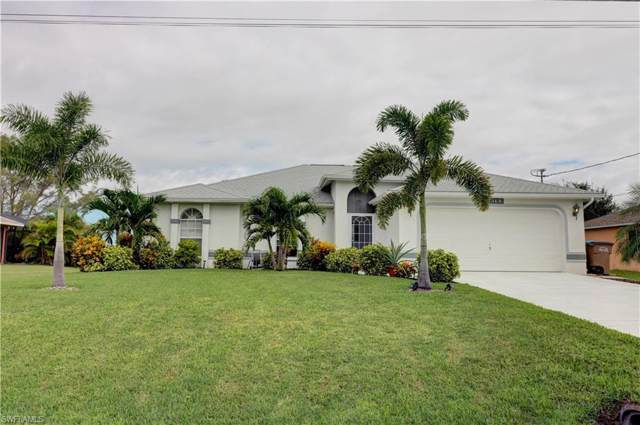 2019 SW 43rd Ter, Cape Coral, FL 33914 (MLS #219067585) :: RE/MAX Realty Team