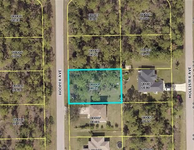 909 Hooper Ave, Lehigh Acres, FL 33974 (MLS #219067648) :: RE/MAX Realty Team