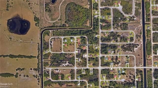 377 Carrillon Ave S, Lehigh Acres, FL 33974 (#219067864) :: Jason Schiering, PA