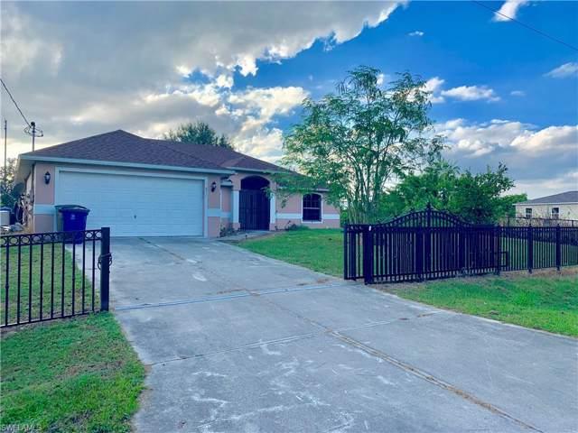 837 Gulf Ln, Lehigh Acres, FL 33974 (MLS #219067885) :: #1 Real Estate Services