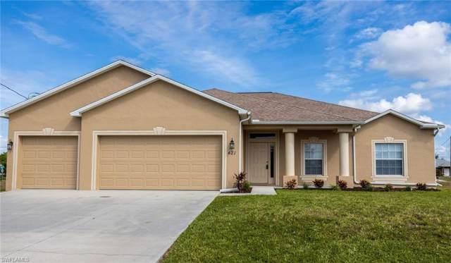 421 NW 17th Ave, Cape Coral, FL 33993 (#219068085) :: The Dellatorè Real Estate Group