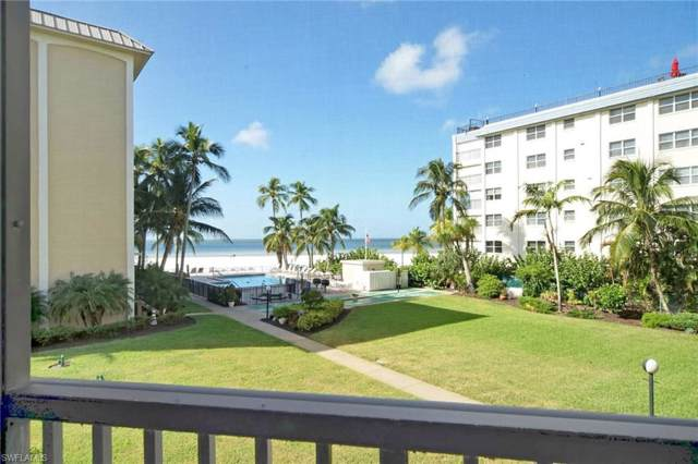 2580 Estero Blvd #22, Fort Myers Beach, FL 33931 (MLS #219068875) :: RE/MAX Realty Group