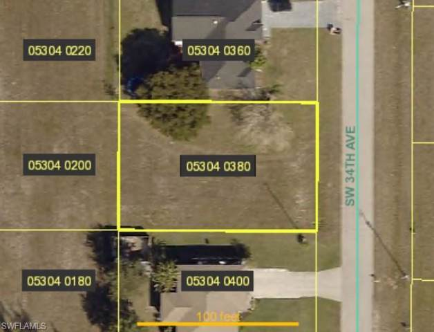 104 SW 34th Ave, Cape Coral, FL 33991 (MLS #219069218) :: Palm Paradise Real Estate