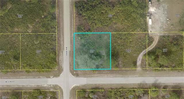 1806 W 11th St, Lehigh Acres, FL 33972 (#219069284) :: The Dellatorè Real Estate Group