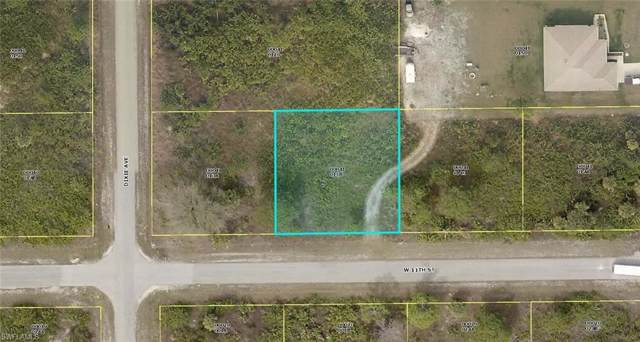 1804 W 11th St, Lehigh Acres, FL 33972 (#219069287) :: The Dellatorè Real Estate Group