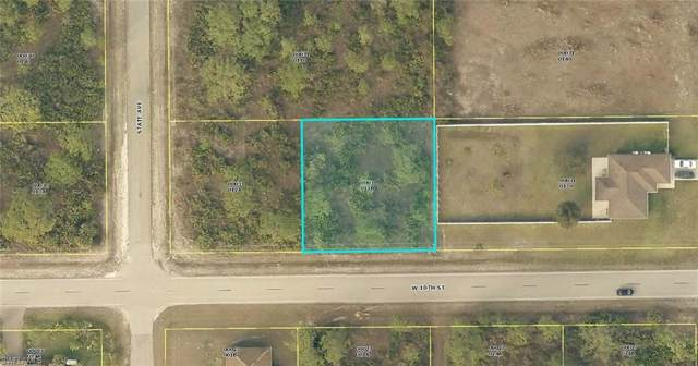 1504 W 10th St, Lehigh Acres, FL 33972 (#219069301) :: The Dellatorè Real Estate Group