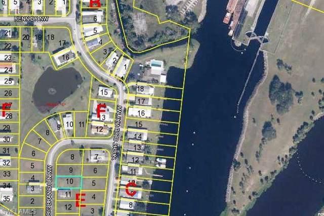 810 Big Branch Ln NW, Moore Haven, FL 33471 (#219069432) :: Jason Schiering, PA