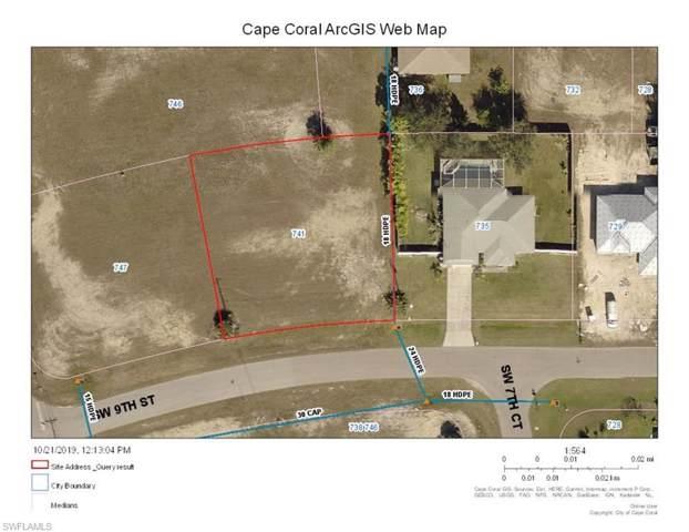 741 SW 9th St, Cape Coral, FL 33991 (#219069715) :: Southwest Florida R.E. Group Inc