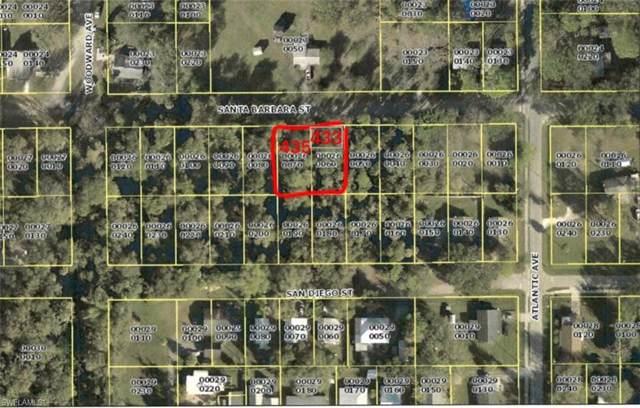 433 Santa Barbara St, North Fort Myers, FL 33903 (MLS #219070171) :: Palm Paradise Real Estate