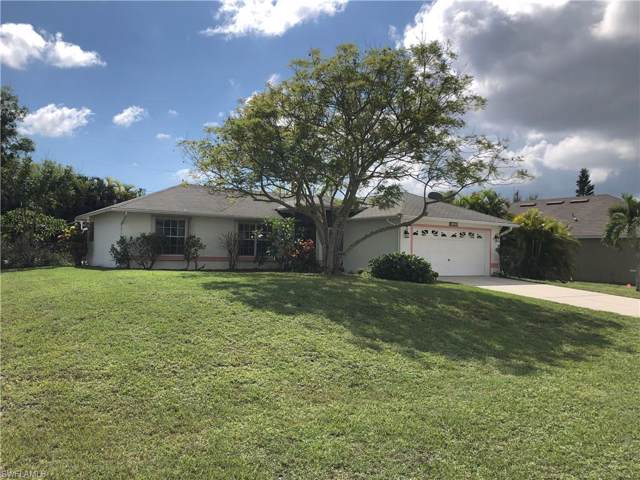 1222 SW 29th St, Cape Coral, FL 33914 (MLS #219070191) :: RE/MAX Realty Group