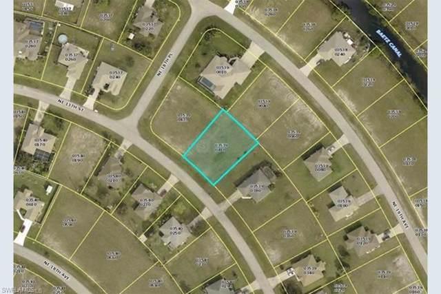 1227 NE 18th Pl, Cape Coral, FL 33909 (MLS #219070208) :: Clausen Properties, Inc.