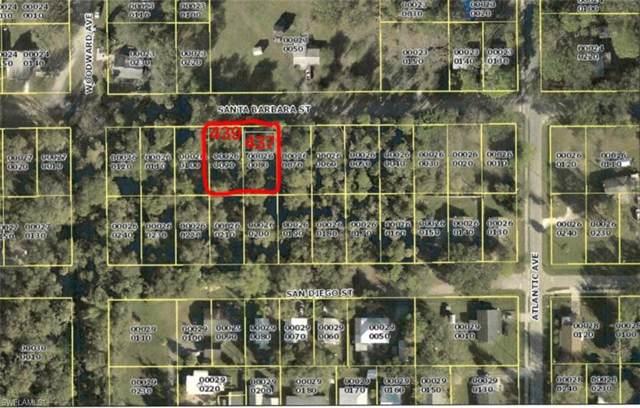 437 Santa Barbara St, North Fort Myers, FL 33903 (MLS #219070394) :: Palm Paradise Real Estate