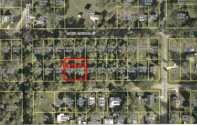 422 San Diego St, North Fort Myers, FL 33903 (MLS #219070419) :: Palm Paradise Real Estate