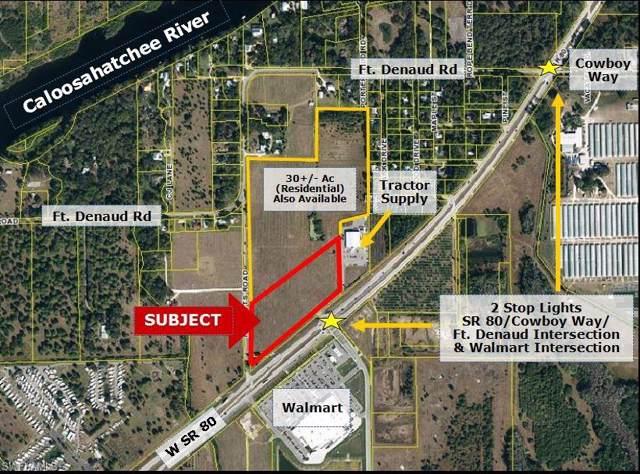 Sr 80 W, Labelle, FL 33935 (MLS #219071590) :: Clausen Properties, Inc.