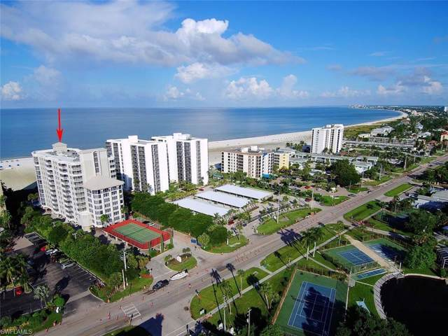6620 Estero Blvd #1105, Fort Myers Beach, FL 33931 (MLS #219073429) :: Palm Paradise Real Estate