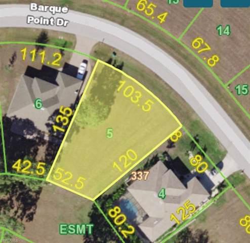 25399 Barque Point Dr, Punta Gorda, FL 33955 (MLS #219073519) :: Clausen Properties, Inc.
