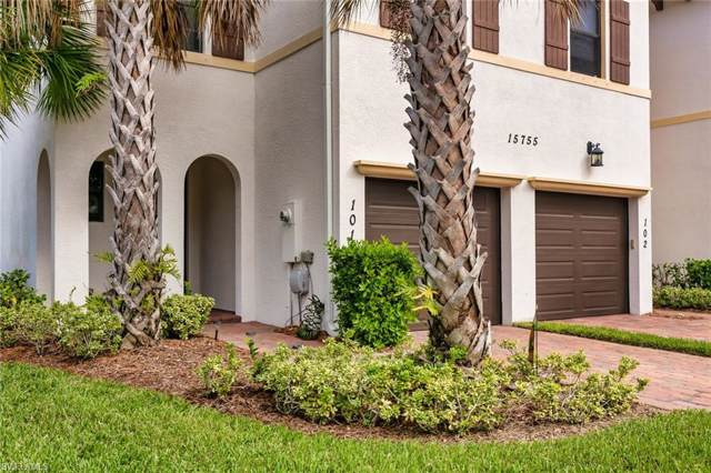 15755 Portofino Springs Blvd #101, Fort Myers, FL 33908 (MLS #219073525) :: RE/MAX Realty Team