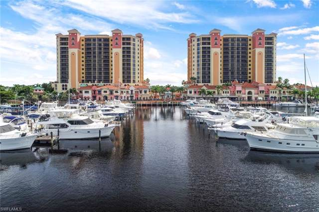 5793 Cape Harbour Dr #1320, Cape Coral, FL 33914 (MLS #219073561) :: RE/MAX Realty Team