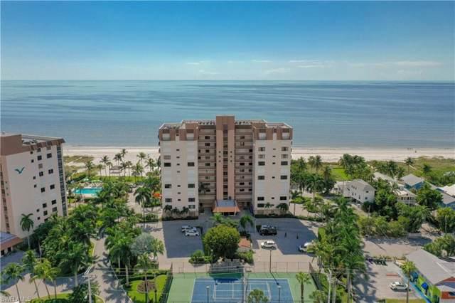 2800 Estero Blvd #805, Fort Myers Beach, FL 33931 (MLS #219073741) :: RE/MAX Radiance