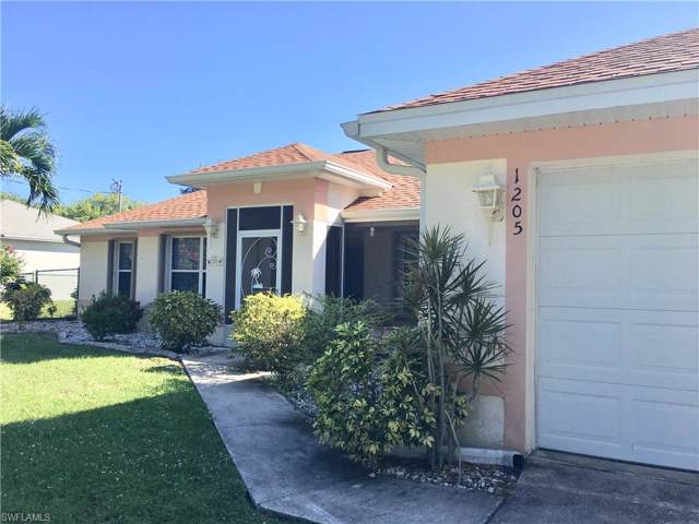1205 NW 26th Pl, Cape Coral, FL 33993 (MLS #219073995) :: RE/MAX Radiance