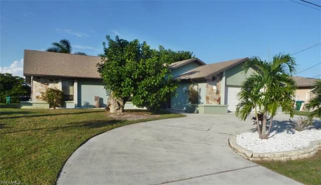 1425 SE 28th Ter, Cape Coral, FL 33904 (#219074010) :: Jason Schiering, PA