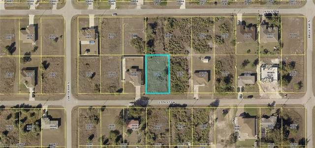 4012 27th St SW, Lehigh Acres, FL 33976 (MLS #219074140) :: RE/MAX Realty Team