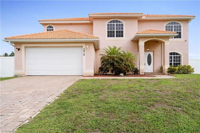 3919 SW 15th Ave, Cape Coral, FL 33914 (MLS #219074189) :: RE/MAX Realty Team