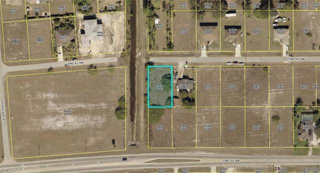 4221 22nd St SW, Lehigh Acres, FL 33976 (MLS #219074291) :: RE/MAX Realty Team