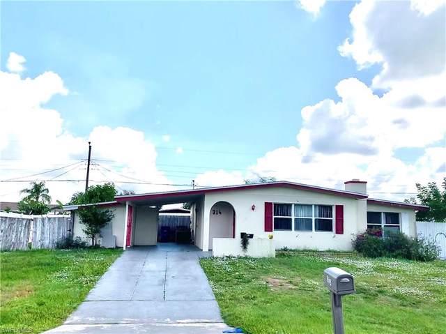 314 Rushmore Ave N, Lehigh Acres, FL 33936 (MLS #219074399) :: Clausen Properties, Inc.