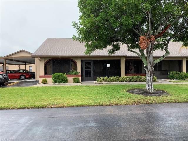 11345 Caravel Cir #114, Fort Myers, FL 33908 (MLS #219074504) :: Clausen Properties, Inc.