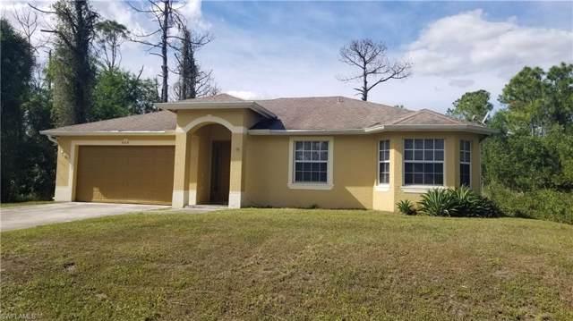 969 Grant Blvd, Lehigh Acres, FL 33974 (MLS #219074594) :: Kris Asquith's Diamond Coastal Group