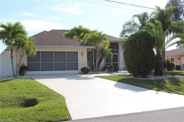 414 SW 47th St, Cape Coral, FL 33914 (MLS #219074618) :: The Naples Beach And Homes Team/MVP Realty