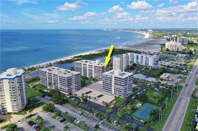 7146 Estero Blvd #816, Fort Myers Beach, FL 33931 (MLS #219074648) :: Kris Asquith's Diamond Coastal Group
