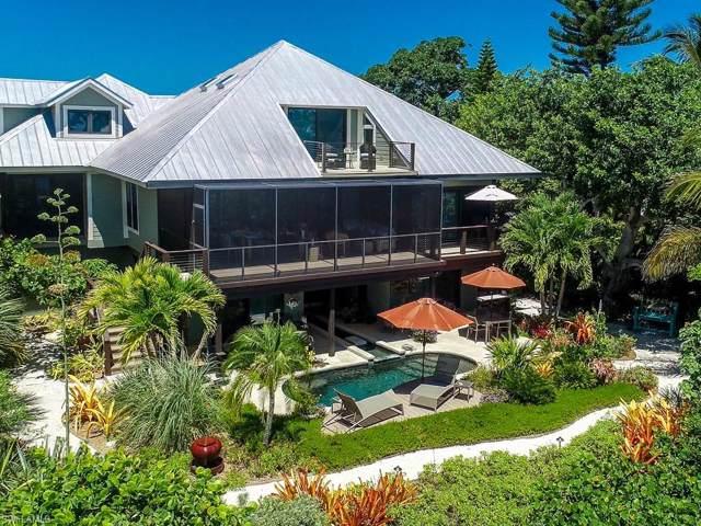 2460 Harbour Ln, Sanibel, FL 33957 (MLS #219074660) :: The Naples Beach And Homes Team/MVP Realty
