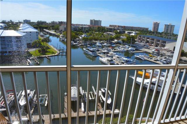 170 Lenell Rd 802 PENTHOUSE, Fort Myers Beach, FL 33931 (MLS #219074663) :: The Naples Beach And Homes Team/MVP Realty