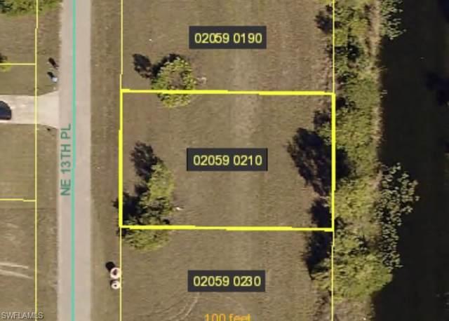 1033 NE 13th Pl, Cape Coral, FL 33909 (MLS #219074687) :: RE/MAX Radiance