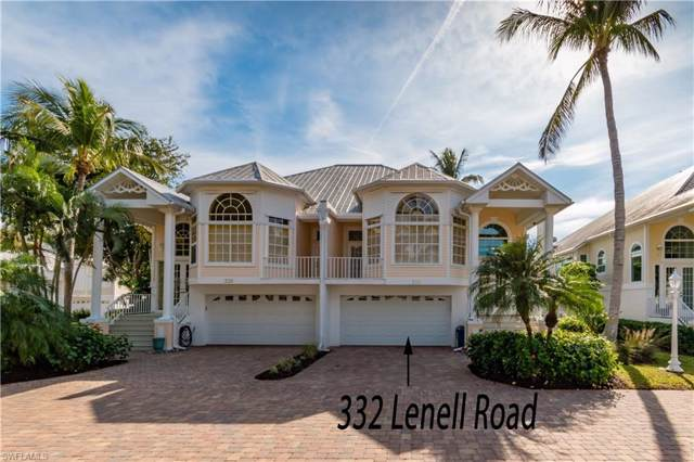332 Lenell Rd 4B, Fort Myers Beach, FL 33931 (#219074731) :: The Dellatorè Real Estate Group