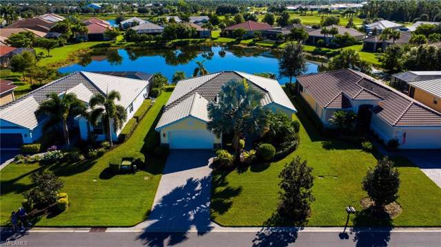 3296 Magnolia Landing Ln, North Fort Myers, FL 33917 (MLS #219074768) :: RE/MAX Realty Team