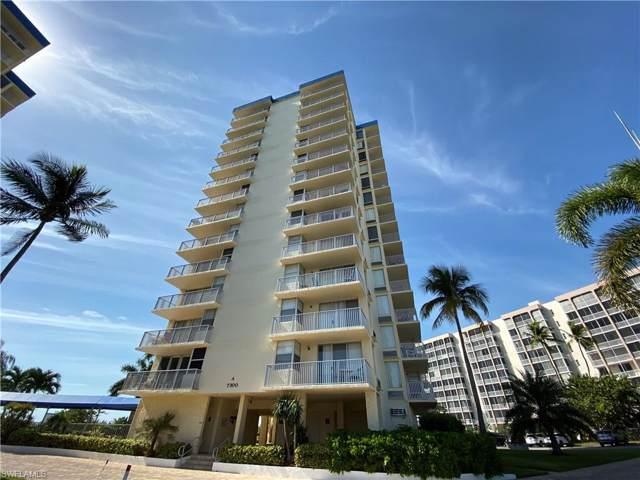7300 Estero Blvd SW #907, Fort Myers Beach, FL 33931 (#219074865) :: The Dellatorè Real Estate Group