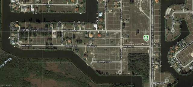 4001 NW 20th St, Cape Coral, FL 33993 (#219074986) :: The Dellatorè Real Estate Group