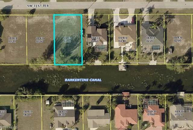 150 SW 31st Ter, Cape Coral, FL 33914 (#219075125) :: The Dellatorè Real Estate Group