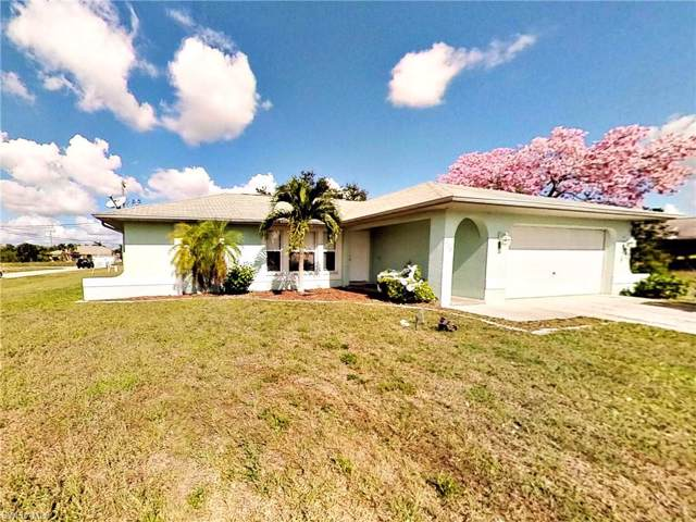 117 SE 17th Ter, Cape Coral, FL 33990 (#219075214) :: Jason Schiering, PA