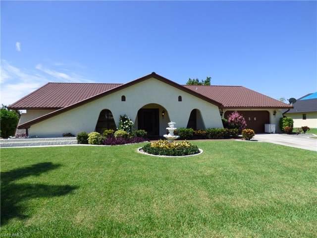 1436 Archer St, Lehigh Acres, FL 33936 (MLS #219075254) :: Kris Asquith's Diamond Coastal Group