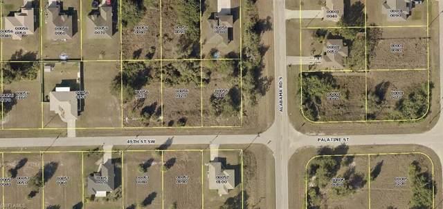 2500 49th St SW, Lehigh Acres, FL 33976 (#219075379) :: The Dellatorè Real Estate Group