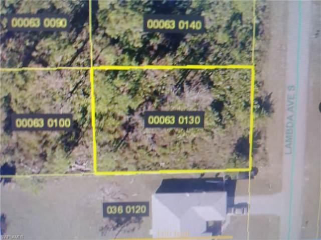 442 Lambda Ave S, Lehigh Acres, FL 33974 (MLS #219075400) :: Clausen Properties, Inc.