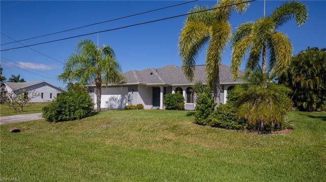 2307 SW 40th St, Cape Coral, FL 33914 (MLS #219075401) :: RE/MAX Realty Team