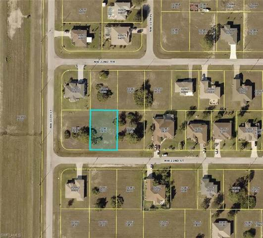 1115 NW 22nd St, Cape Coral, FL 33993 (MLS #219075408) :: Clausen Properties, Inc.